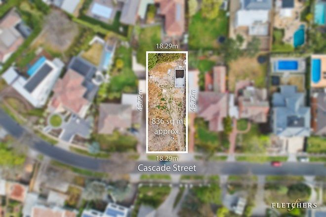 Picture of 50 Cascade Street, BALWYN NORTH VIC 3104