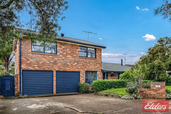 Picture of 9 Stainsby Avenue, KINGS LANGLEY NSW 2147