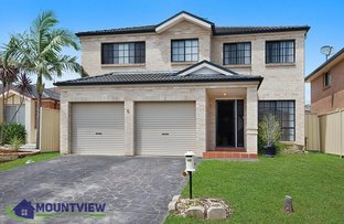 Picture of 6 Winnaleah Street, West Hoxton NSW 2171