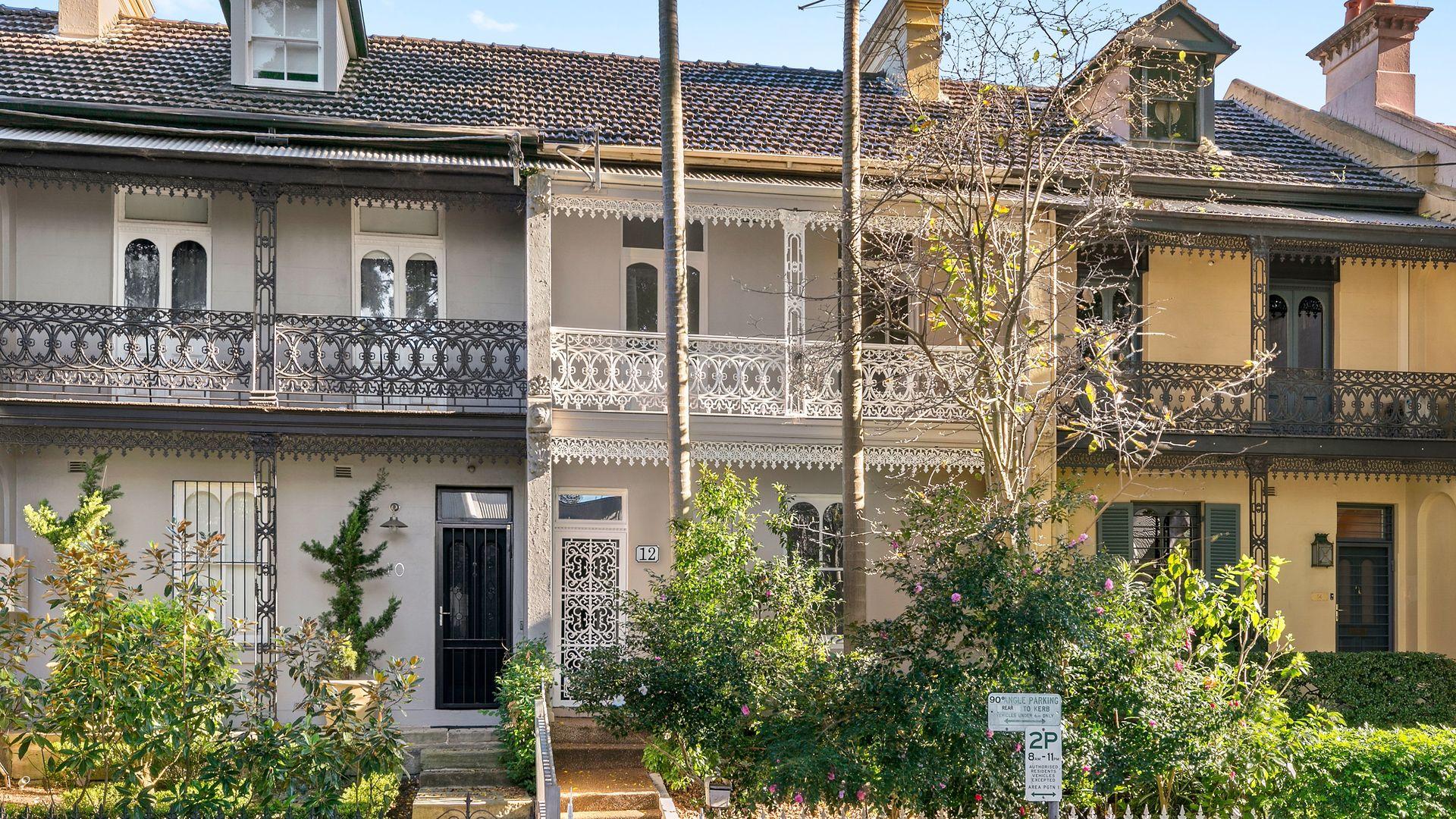 12 Glenview Street, Paddington NSW 2021, Image 1