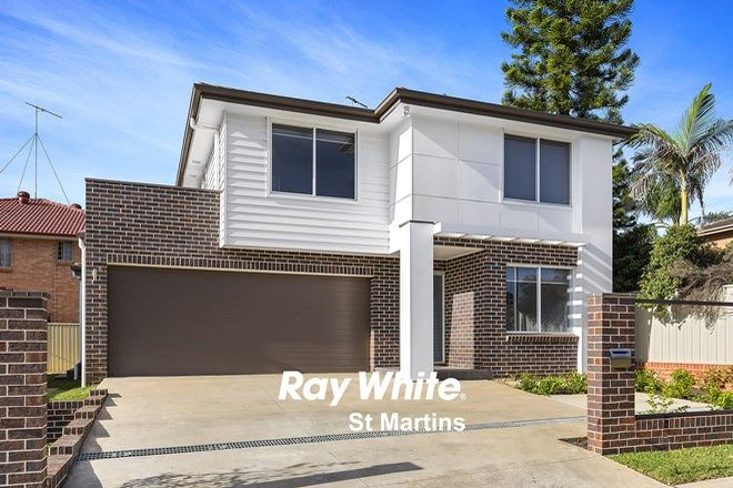 Picture of 50A Fourth Avenue, SEVEN HILLS NSW 2147
