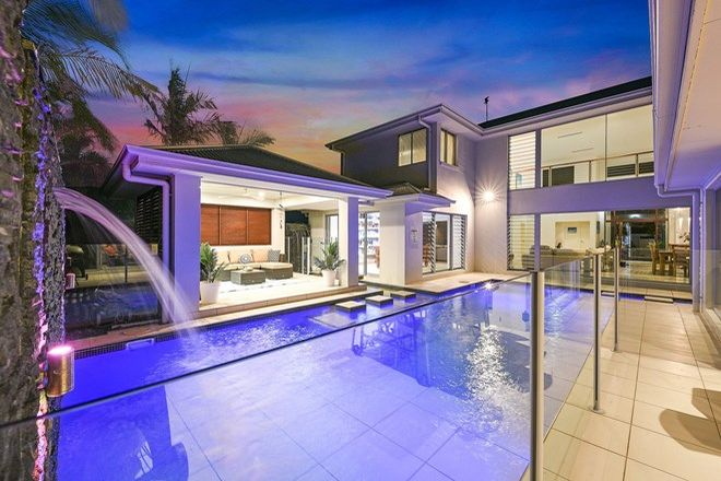 Picture of 18 Seahorse Drive, TWIN WATERS QLD 4564