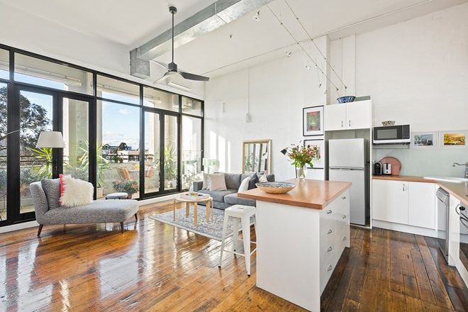 Picture of 111/1-3 Dods Street, BRUNSWICK VIC 3056