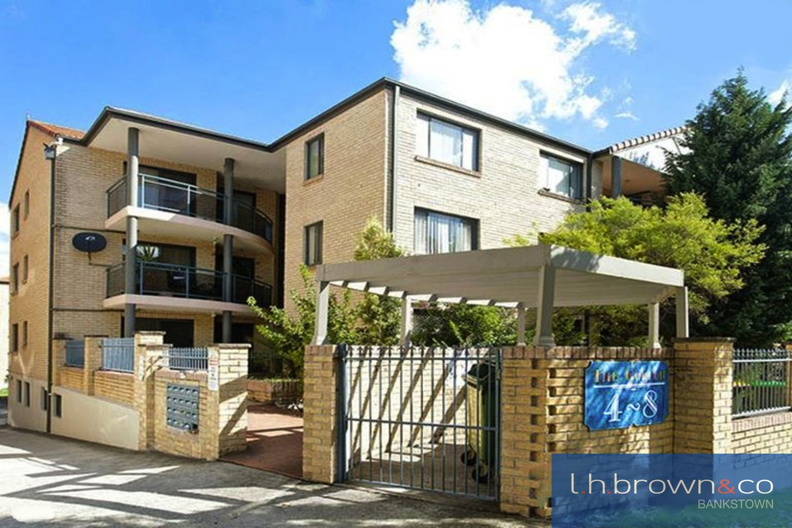Unit 13/4-8 Gordon St, Bankstown NSW 2200, Image 0