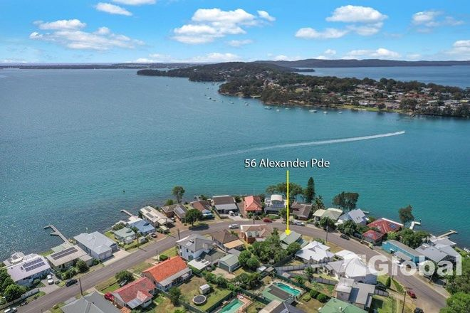 Picture of 56 Alexander Parade, ARCADIA VALE NSW 2283