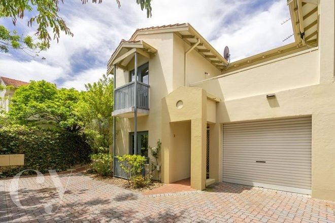 Picture of 3/14 Macleod Road, APPLECROSS WA 6153