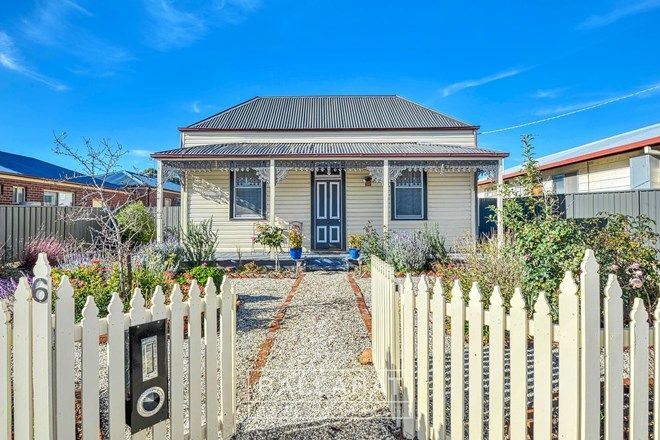 Picture of 6 McKean Street, MARYBOROUGH VIC 3465