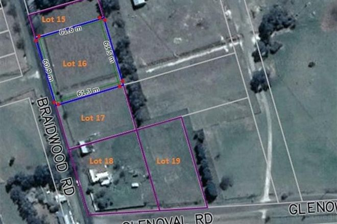 Picture of Lot 16 Braidwood Road, LAKE BATHURST NSW 2580