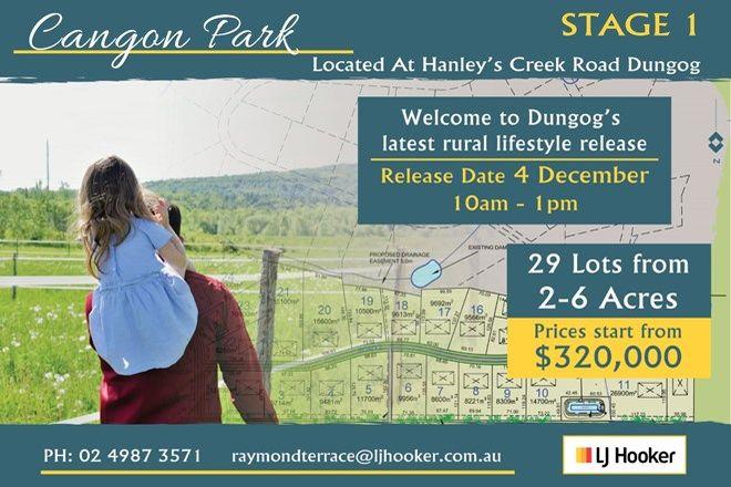 Picture of 12/Lot 16 Hanleys Creek Road, DUNGOG NSW 2420