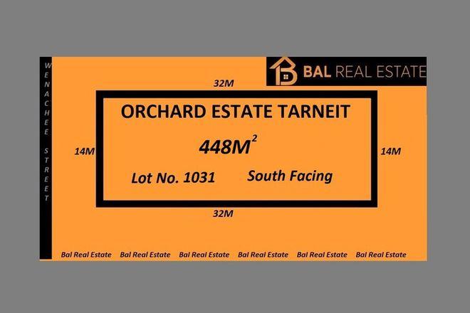Picture of Lot 1031 Wenachee Street, TARNEIT VIC 3029