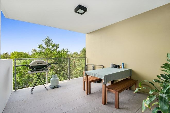 Picture of 207/20 Egmont Street, SHERWOOD QLD 4075