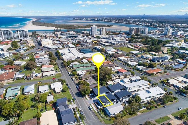 Picture of 1/4-6 Wyreema Terrace, CALOUNDRA QLD 4551