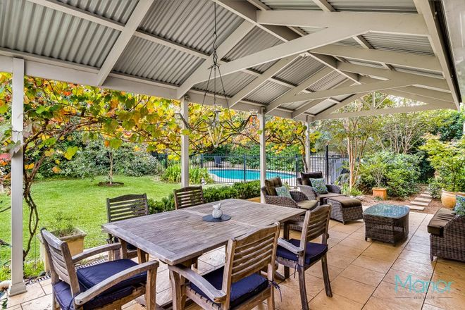 Picture of 7 Witonga Crescent, BAULKHAM HILLS NSW 2153