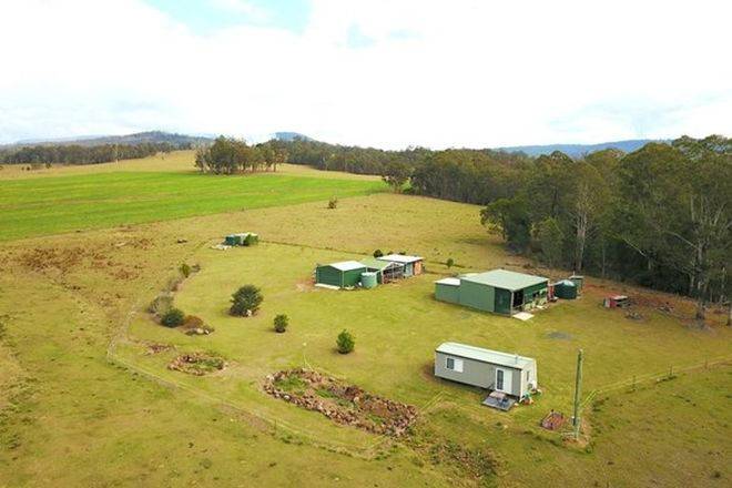 Picture of OLD BONALBO NSW 2469