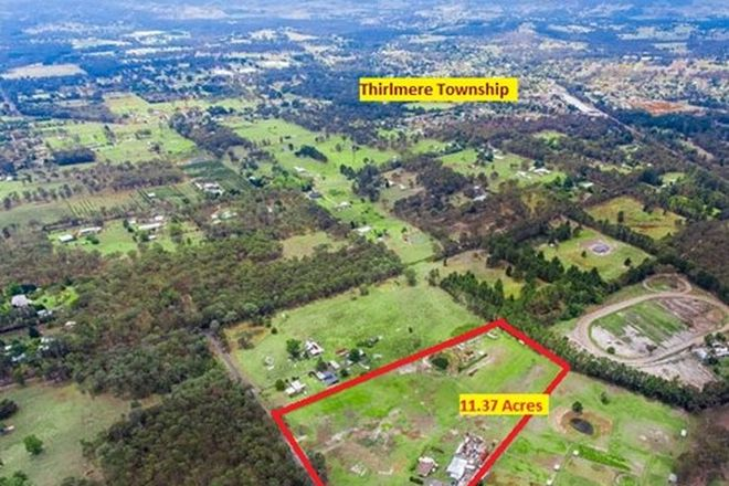 Picture of 80 Michell Road, THIRLMERE NSW 2572