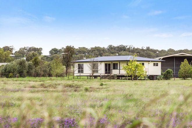 Picture of 491 T Moore Road, OAKEY QLD 4401