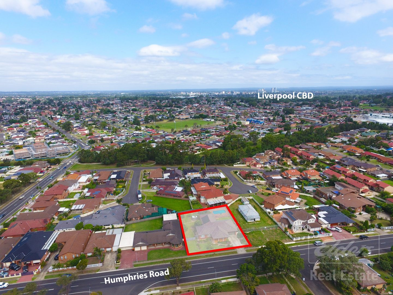 196 Humphries Road, Bonnyrigg NSW 2177, Image 2