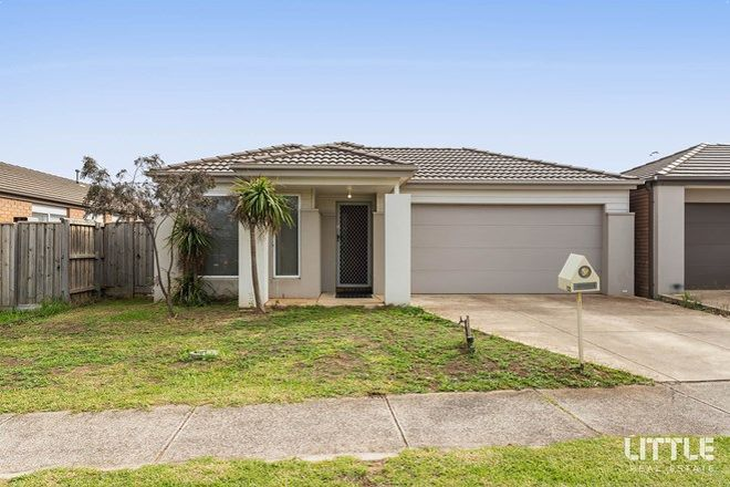 Picture of 105 Isabella Way, TARNEIT VIC 3029