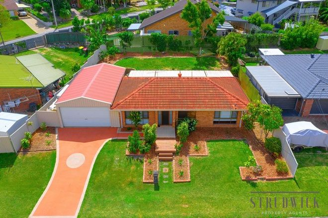Picture of 15 Canterbury St, ALEXANDRA HILLS QLD 4161