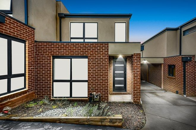 Picture of 2/8 Moore Road, HALLAM VIC 3803