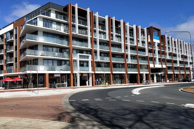 Picture of 322/8 Cape Street, DICKSON ACT 2602
