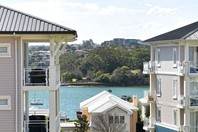 Picture of 408/3 Palm Avenue, BREAKFAST POINT NSW 2137