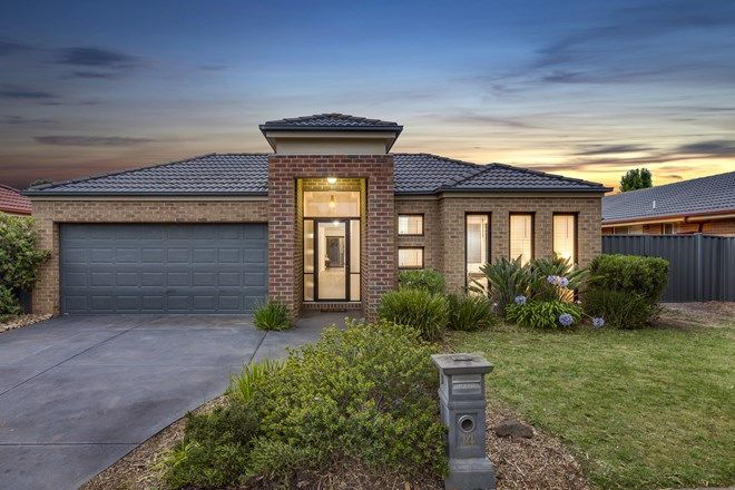 Picture of 14 Scarvell  Crescent, CAROLINE SPRINGS VIC 3023