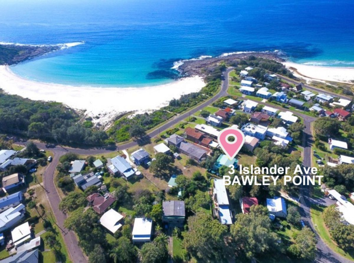 3 Islander Avenue, Bawley Point NSW 2539, Image 1