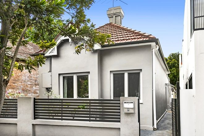 Picture of 2 Aubrey Street, STANMORE NSW 2048