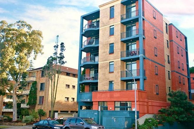 Picture of 4/14 Carrington Ave, HURSTVILLE NSW 2220