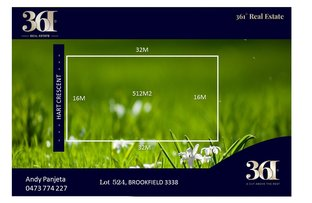 Picture of Lot 524 Hart Crescent, Brookfield VIC 3338