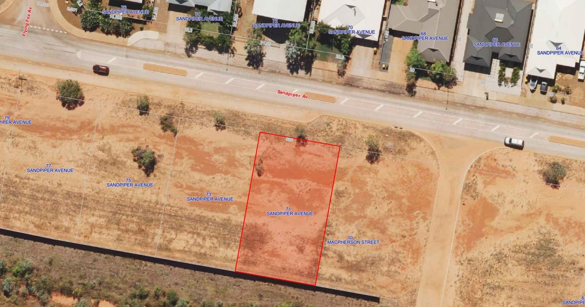 71 (Lot 911) Sandpiper Avenue, Djugun WA 6725, Image 0