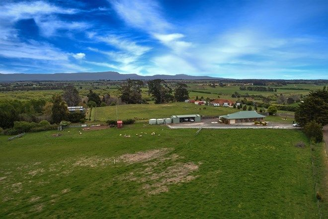 Picture of 948 Pateena Road, LONGFORD TAS 7301