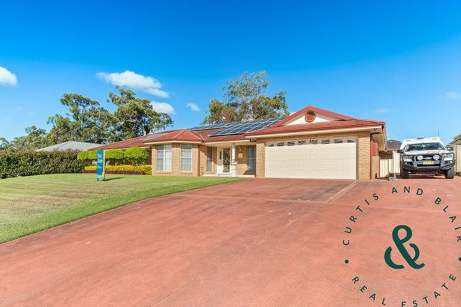 Picture of 18 Sassin Crescent, MEDOWIE NSW 2318