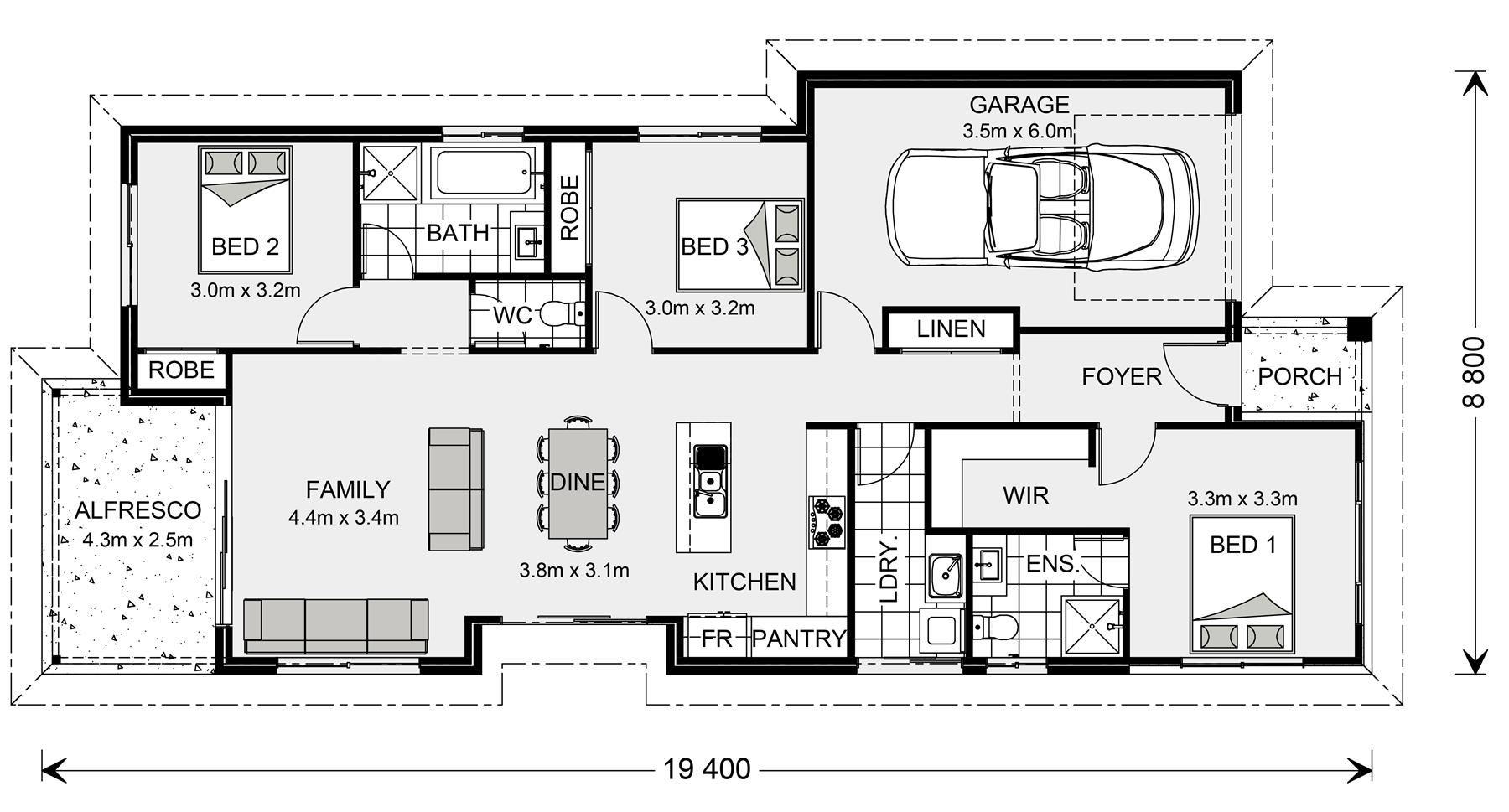Lot 7065, 2 Amble Way, Melton South VIC 3338, Image 1