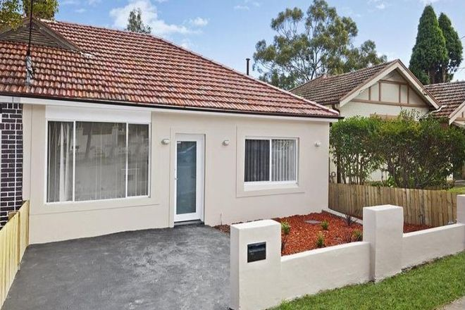 Picture of 3beds/6 Manson Street, STRATHFIELD NSW 2135