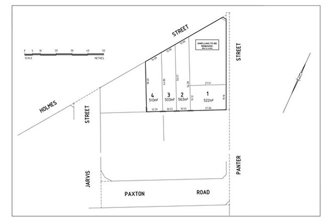 Picture of Lot 2,3,4 Holmes Street, WILLASTON SA 5118