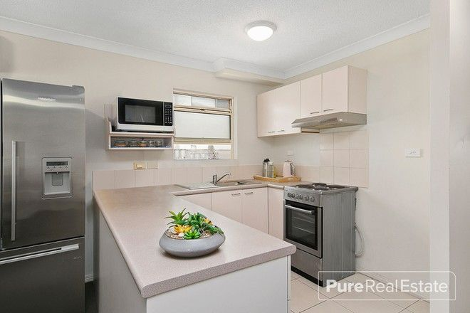 Picture of 4/12 McGregor Avenue, LUTWYCHE QLD 4030