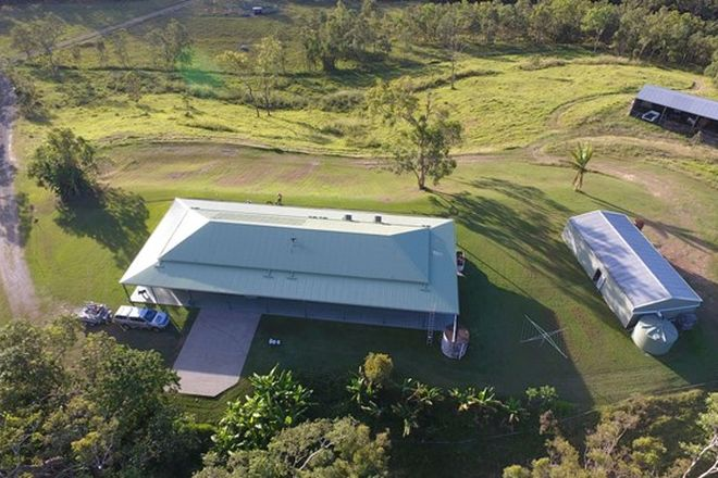 Picture of 1352 Geeberga Buthurra Rd, MOUNT OSSA QLD 4741