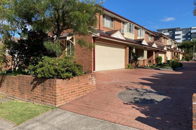Picture of 2/5 Percy St, BANKSTOWN NSW 2200