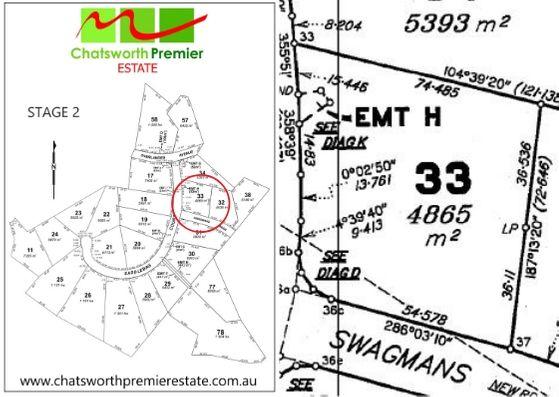 Lot 33 SADDLEBAG COURT, Chatsworth QLD 4570, Image 1
