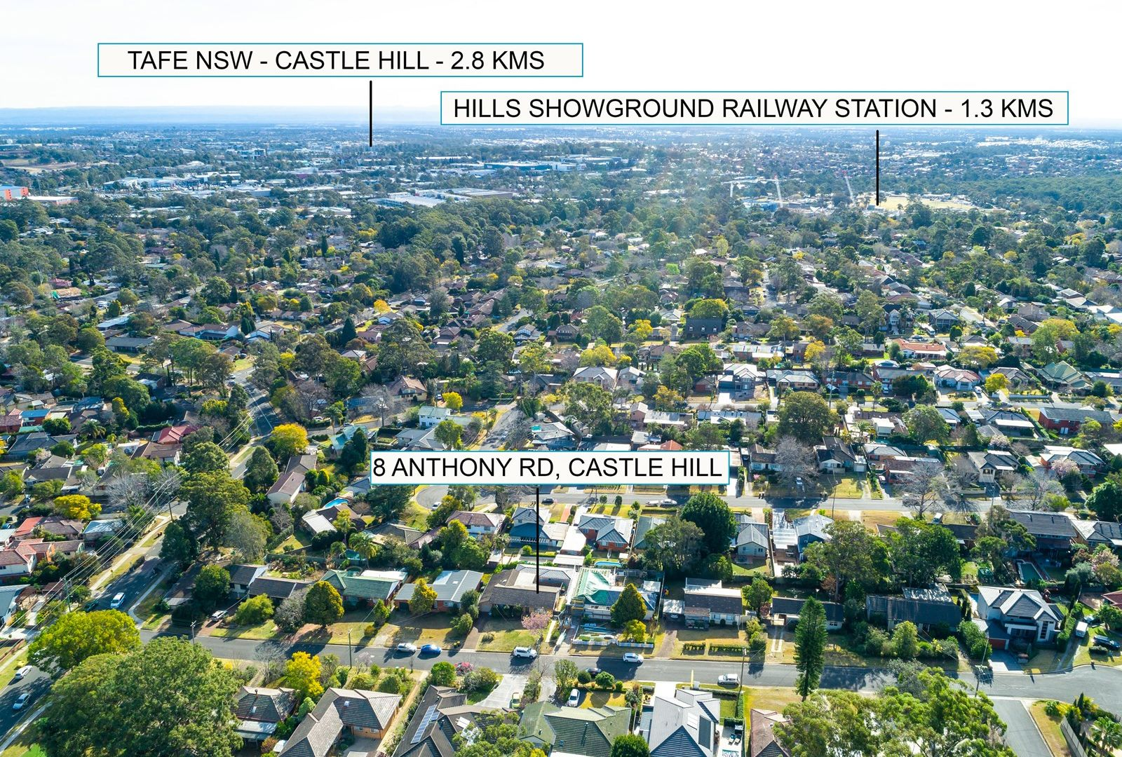 8 Anthony Road, Castle Hill NSW 2154, Image 1