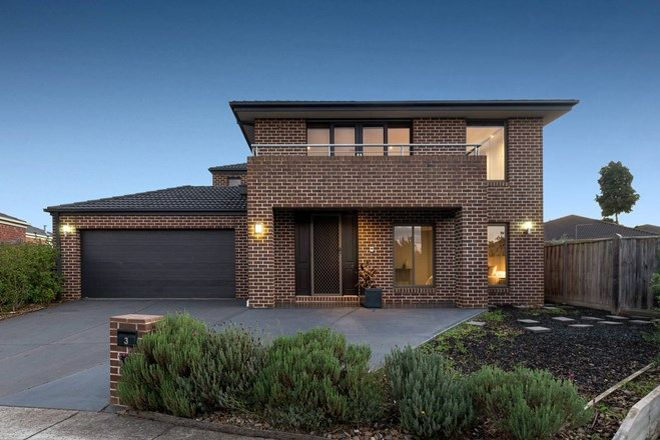 Picture of 3 Crawfordsburn Court, NARRE WARREN SOUTH VIC 3805