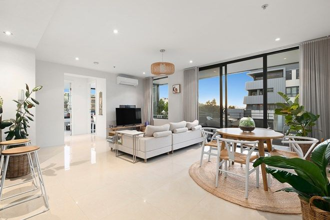 Picture of 403/166 Rouse Street, PORT MELBOURNE VIC 3207