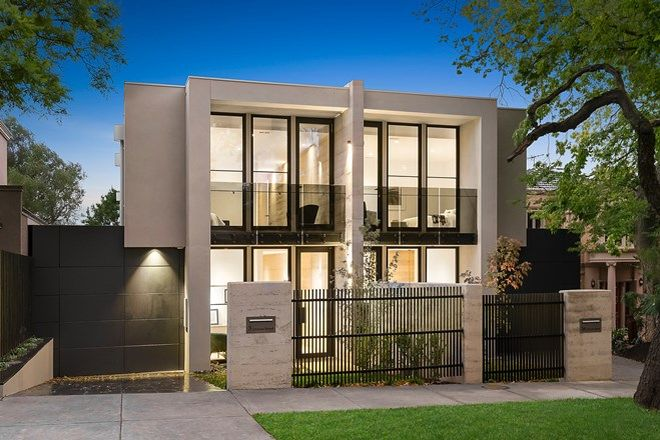 Picture of 3 Jaques Street, HAWTHORN EAST VIC 3123