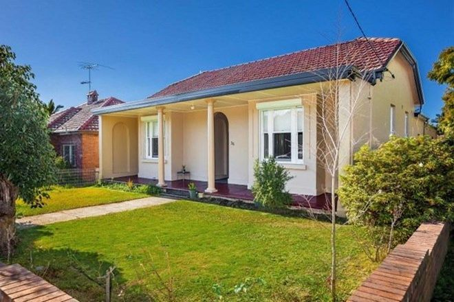 Picture of 36 PHILLIP ST, STRATHFIELD NSW 2135