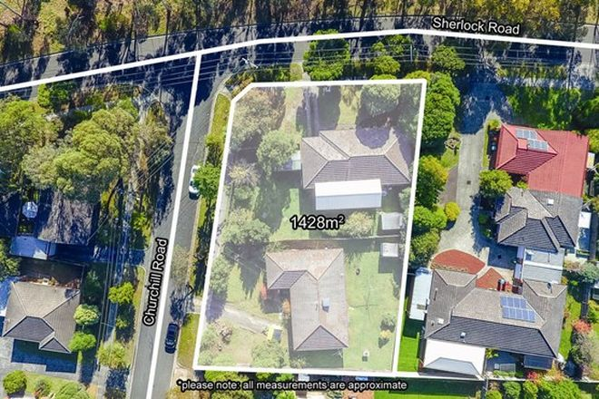 Picture of 80/Sherlock & 14  Churchill Road, CROYDON VIC 3136
