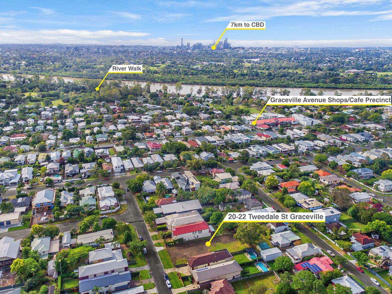20 - 22 Tweedale Street, Graceville QLD 4075, Image 2