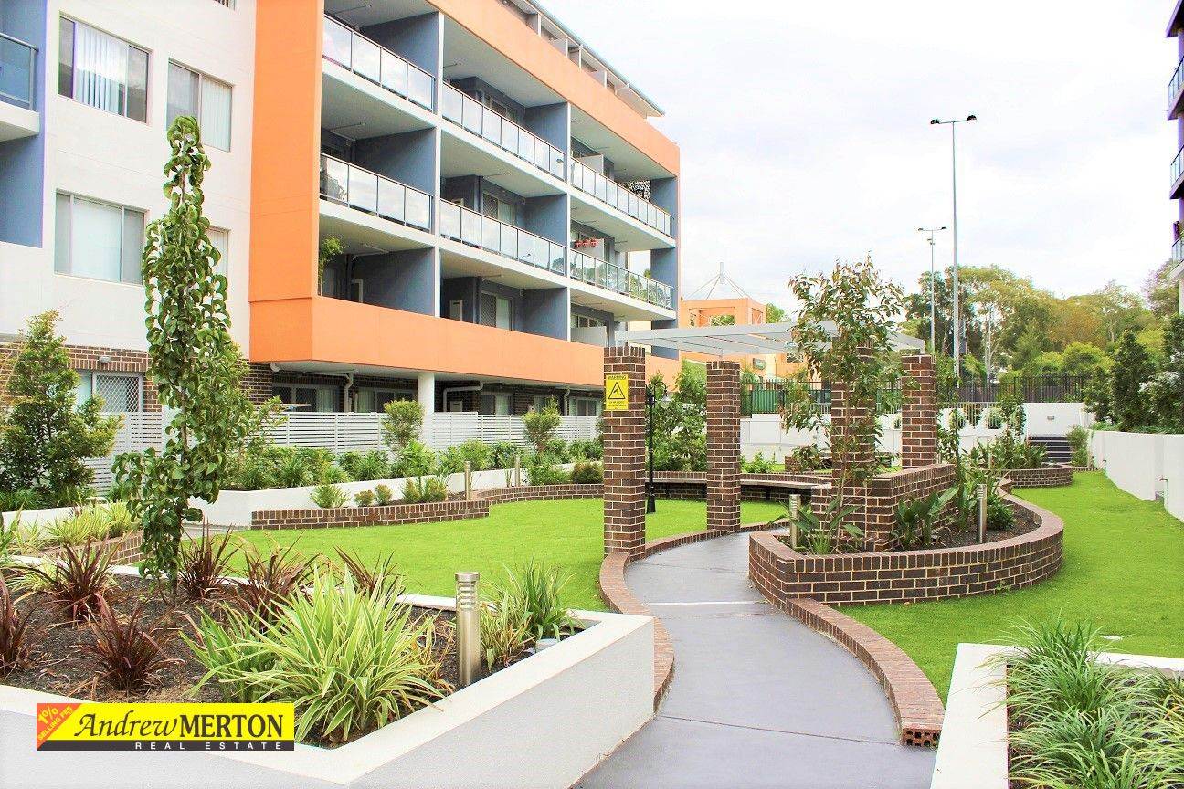 406/8C Myrtle Street, Prospect NSW 2148