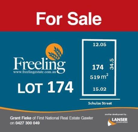 Lot 174 Schulze Street, Freeling SA 5372, Image 0